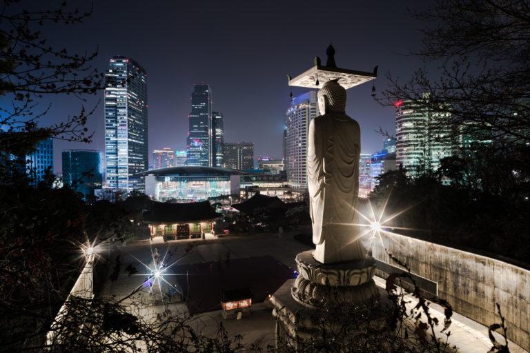 会社関係者の韓国での人探し・所在調査